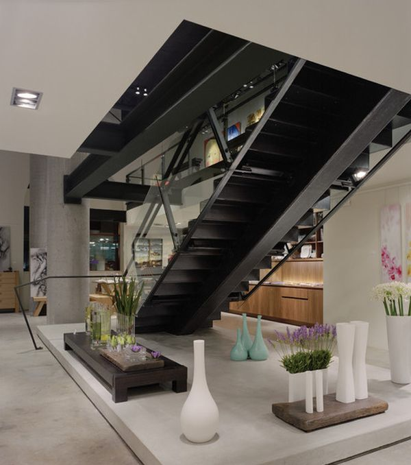 Steel Staircase Designs Sleek Durable Strong