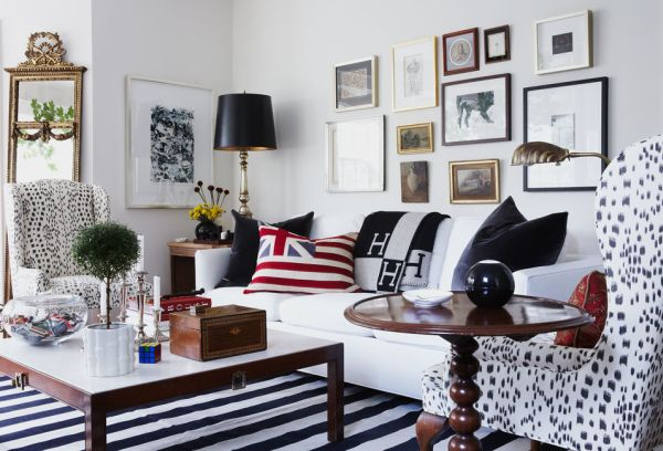 Decorating With A Striped Rug: The Basics