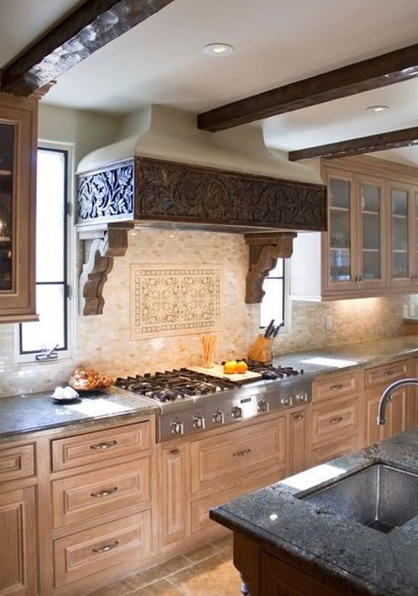 How A Beautiful Kitchen Island Hood Can Change The Decor In Your Kitchen ·  View ... Nice Design