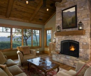 Fireplace and Woodstove Designs That Really Heat Things Up