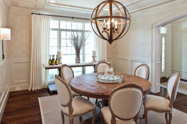 What\'s the style that best suits your dining room?