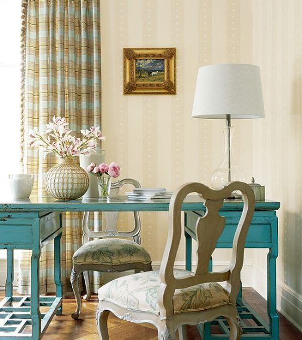 Decorating with turquoise furniture ideas inspiration for Decoration interne