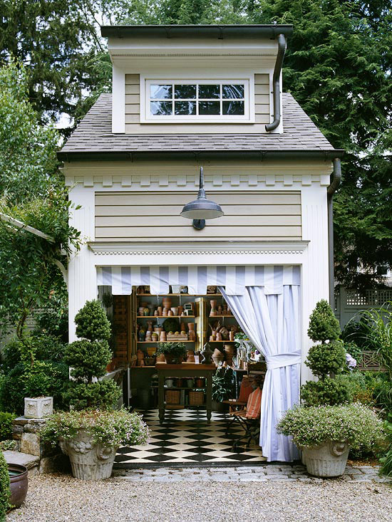 garden shed design ideas for you to choose from