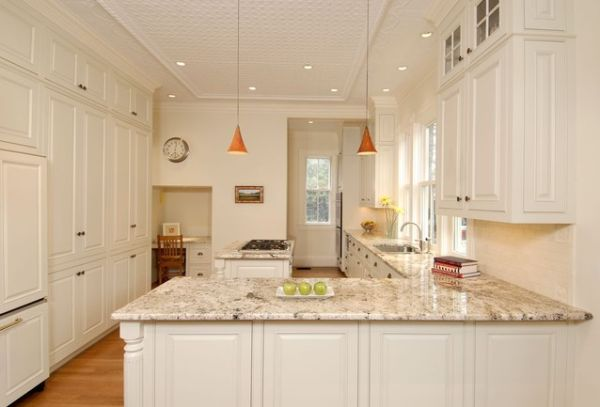 Small White L Kitchen 20 l-shaped kitchen design ideas to inspire you
