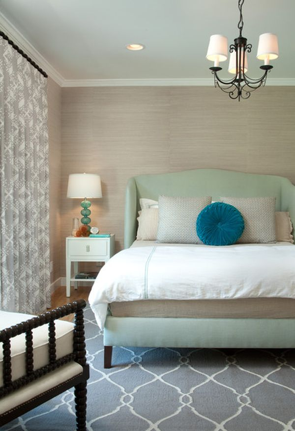 Perfect Top 12 Wingback Headboard Design Ideas