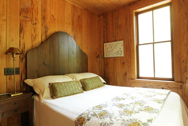 10 Beautiful Wooden Headboards For A Warm And Inviting