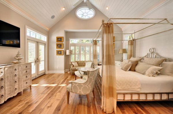 Ceiling Canopy Bedroom: A Few Decorating Ideas For The Master Bedroom