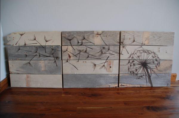 5 Ways To Use Wood in DIY Wall Art