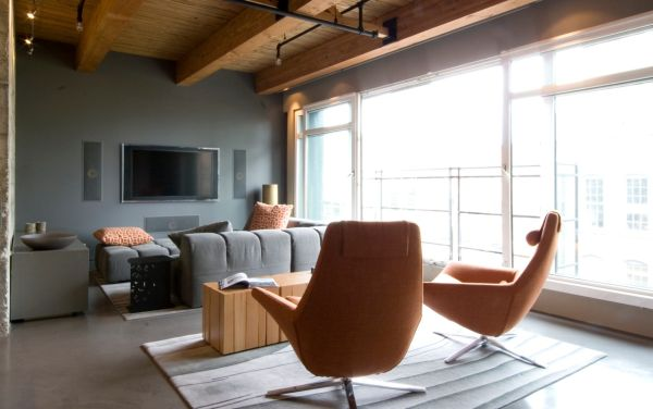 10 Perfect Bachelor Pad interior Design Ideas