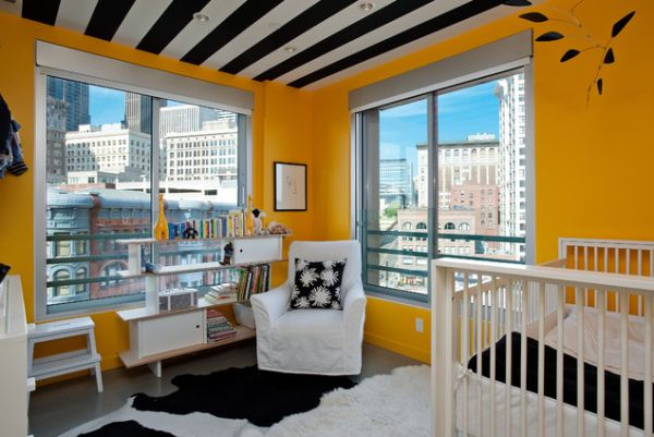View in gallery & 6 different ways in which you can add color to your home