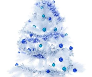 Decorating A Blue & White Christmas: Ideas & Inspiration