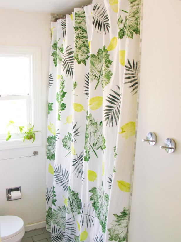 Use a Botanical Print to Bring the Outdoors In