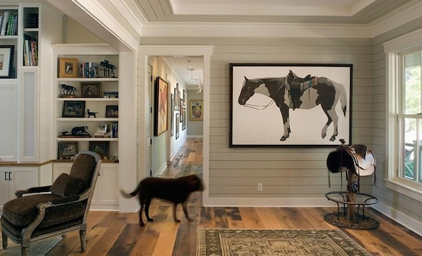 animal inspiration horse decor