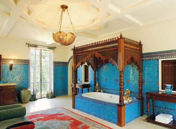 Decorate Your Home With An Arabic Theme