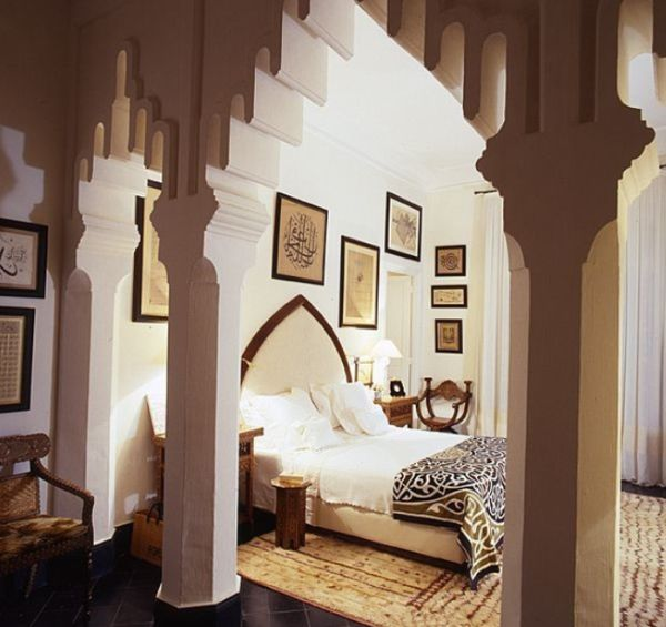 View In Gallery Arabic Style Bedroom