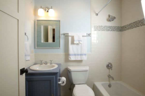 11 Easy Ways To Make Your Rental Bathroom Look Stylish: Add Style To Your Bathroom Without Breaking The Budget