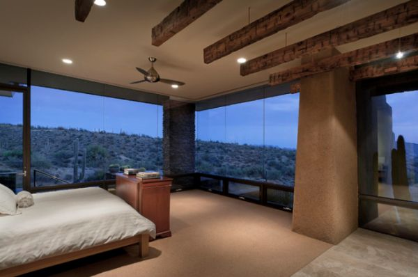 Floor Ceiling Windows The Key Bright Interiors And