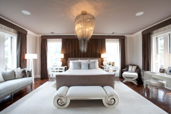 10 sumptuous bedroom interior designs we love for Chambre de nuit de noce