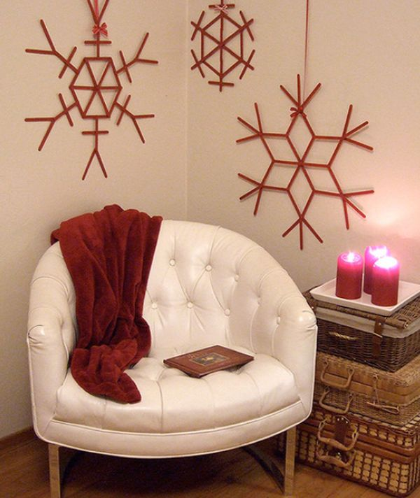How To Decorate With Snowflakes