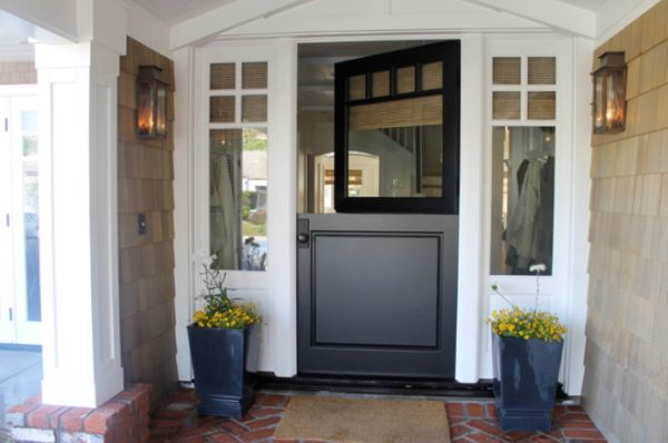 Dutch Doors Double The Charm Of Your Home With Their