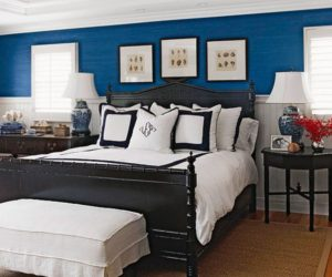 5 Rooms To Create With Navy Blue Walls