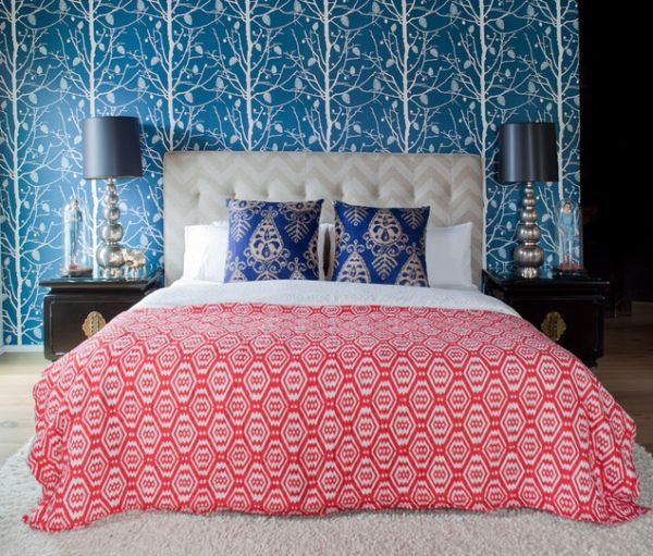 Bedroom Colors Hd 15 bedroom wallpaper ideas, styles, patterns and colors