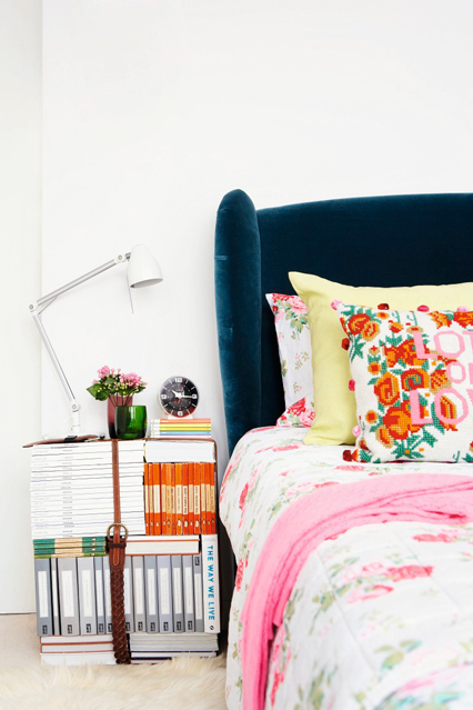 Add A Little Charm To Your Bedroom With A Unique Diy