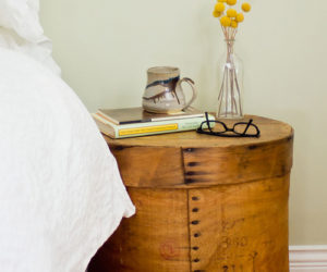 5 simple and inventive diy bedside table lamps How to Build a Nightstand with Drawers