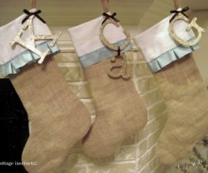 5 Easy DIY Stocking Ideas