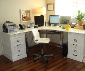 Amazing ... Create Your Own Home Office Desk
