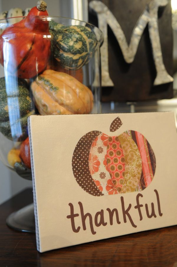 15 Creative Diy Projects For Thanksgiving