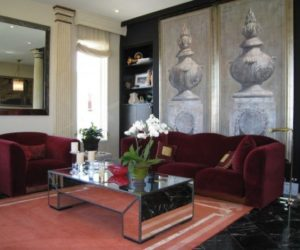 Decorating A Cranberry-Colored Living Room: Ideas and Inspiration