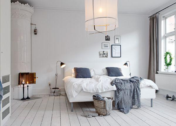 View. 35 Scandinavian Bedroom Ideas That Looks Beautiful   Modern