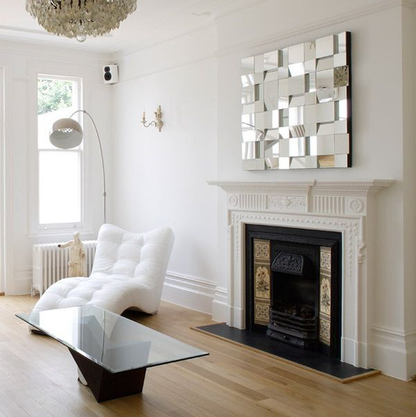 view in gallery - Designs For Fireplaces