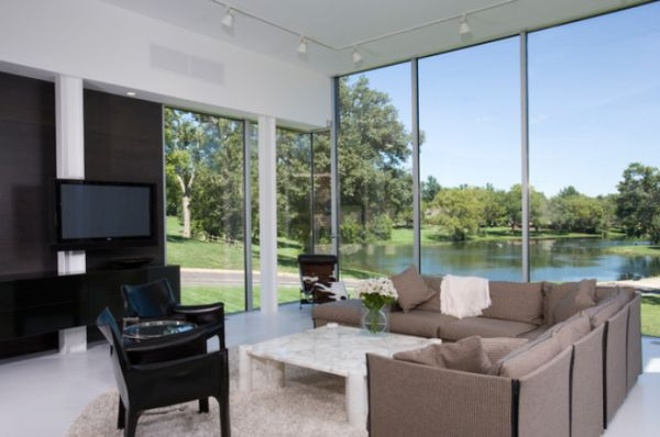 Floor To Ceiling Windows The Key To Bright Interiors And