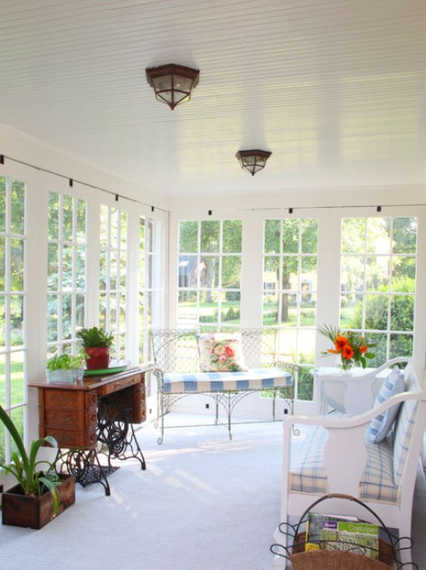 Ceiling Windows floor-to-ceiling windows – the key to bright interiors and