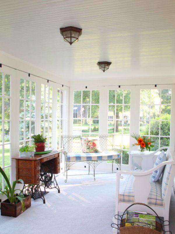 Living Room Ideas for a Sun Room Makeover  IKEA Home Tour Episode 119