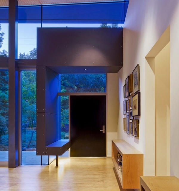front entry minimalist
