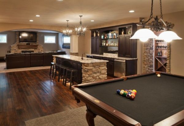 Basement Rooms top five uses for a basement space