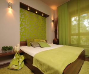 fresh and relaxing green bedroom designs and ideas - Green Bedroom