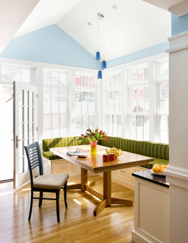 Kitchen Table Idea Corner L Shape