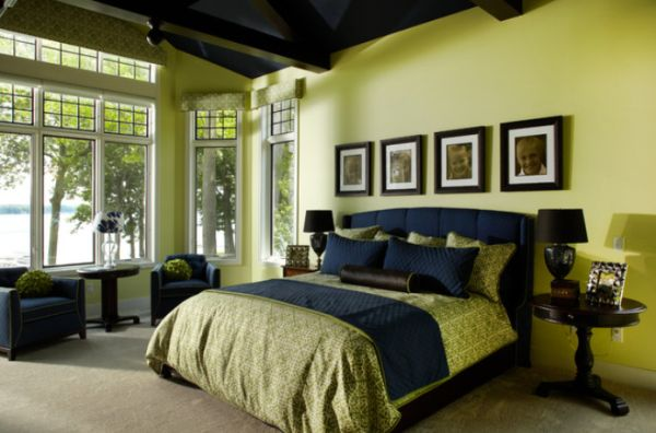 master bedroom green fresh and relaxing green bedroom designs and ideas 12279