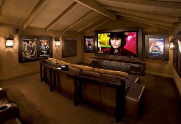 Music Themed Living Room