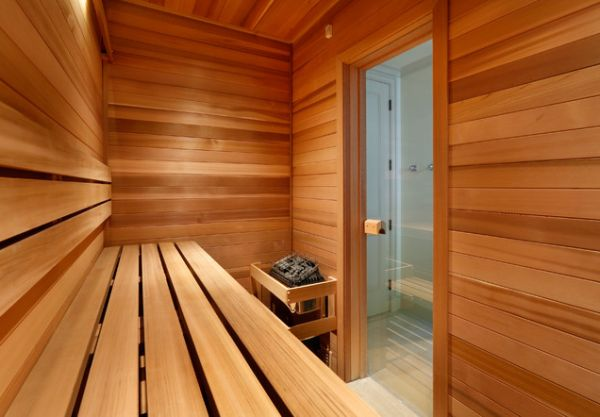 What you need to know about home saunas for Sauna house plans