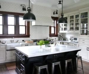 Kitchen Island Lighting Styles For All Types Of Decors
