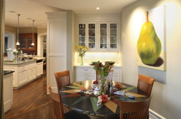 Genial 5 Inspiring Kitchen Artwork Ideas
