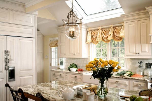 curtain designs and ideas for the kitchen - Kitchen Curtain