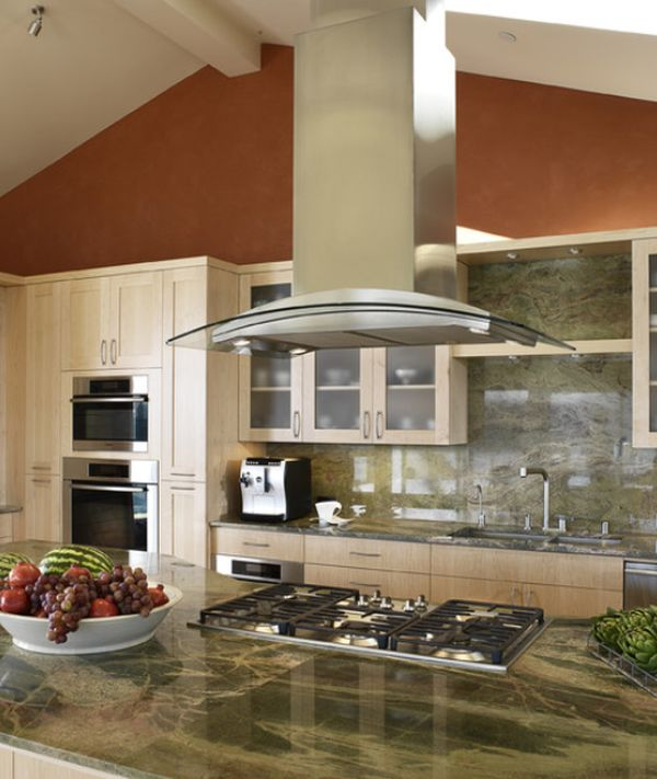kitchen hood design stainless steel kitchen designs and ideas 1802