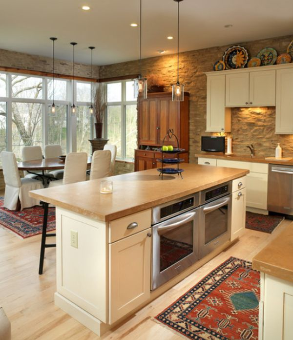 Superior Kitchen Island Ovens.