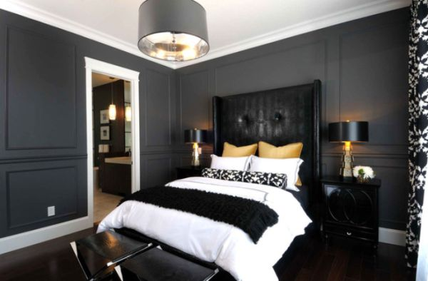 10 Tall Headboards For A Unique And Dramatic Bedroom Decor